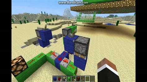 Minecraft Redstone Circuit Breaker The Easy Way Youtube