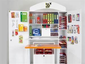 Mini Büro Im Schrank : schrank f r sch ler selber machen heimwerkermagazin ~ Bigdaddyawards.com Haus und Dekorationen