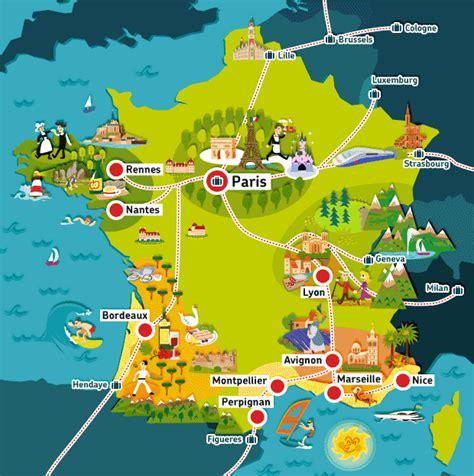 Carte Touristique Nord Ouest by Infos Sur Carte Nord Ouest Touristique Arts Et
