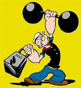 "Popeye Tells Oprah: ""I Cheated! I Was Strong to the Finish ...