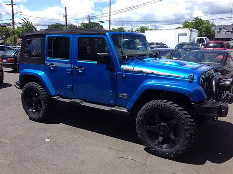 plasti dip jeep blue if you could plasti dip your entire kl what color would
