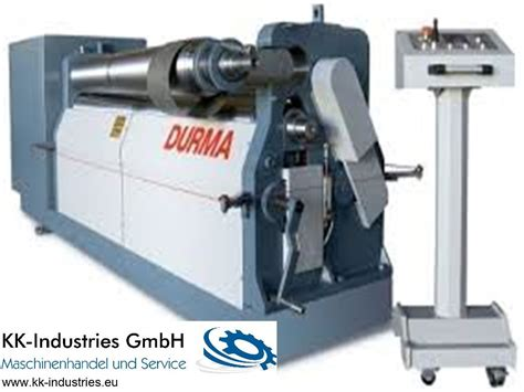 Metal Processing Machinery  Durma Rb 4 3008 Plate Bending
