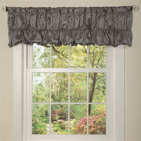 lush decor valances shop for decorative drapery and window coverings at sears