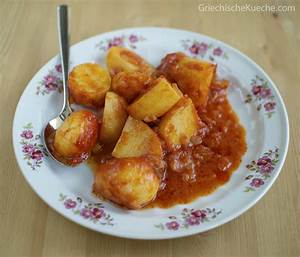 Kartoffeln Aufbewahren Küche : kartoffeln jachni griechische k che ~ Michelbontemps.com Haus und Dekorationen