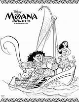 Moana Birthday Diy Under Coloring Pages Disney Tamatoa Scene Dollar Printable Invitation sketch template