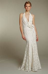 What are some cool informal wedding dress ideas the for Casual lace wedding dress