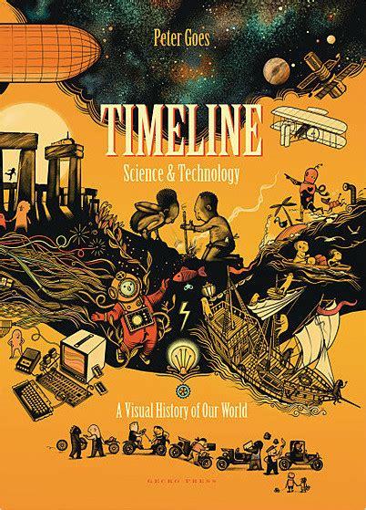 timeline science  technology  visual lerner