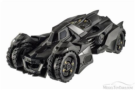 Batman Arkham Knight Batmobile, Black  Mattel Hot Wheels
