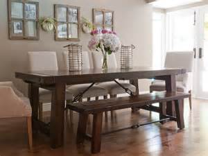 pottery barn farmhouse table and chairs home design ideas