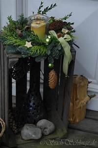 Ich Suche Garten : haust r deko mit alter leiter weihnachten pinterest alte setherial ~ Whattoseeinmadrid.com Haus und Dekorationen