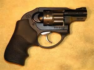 Ruger LCR 22 Revolver Pistols