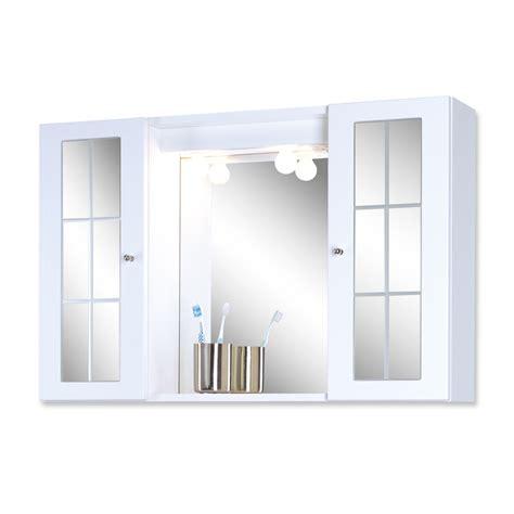 Badezimmer Spiegelschrank Weiß by Badezimmer Spiegelschrank Holz Weiss