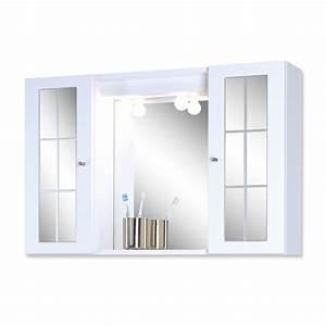Bad Spiegelschrank Holz : jokey spiegelschrank oslo 90 sp holz spiegelschrank spiegel bad badezimmer wei ebay ~ Frokenaadalensverden.com Haus und Dekorationen