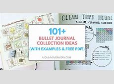 Bullet Journal Ideas 101+ Layouts w GORGEOUS EXAMPLES 2018