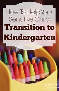 How to Help Your Sensitive Child Transition to Kindergarten