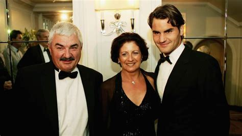 roger federers parents  fast facts