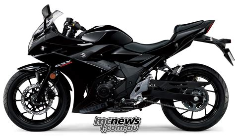 suzuki gsxr  parallel twin faired streetbike mcnewscomau
