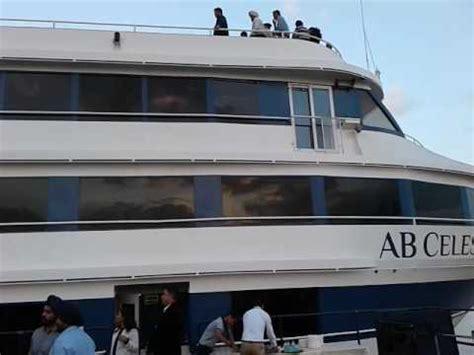 Yacht Bandra by Mumbai 1st Floatel Restaurant At Bandra Worli Sea Link 1st