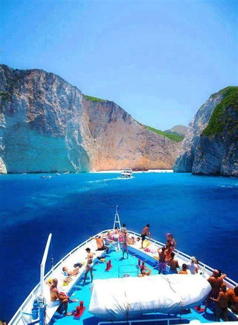 Party Boat Greece travel in greece 30 amazing places viral planet
