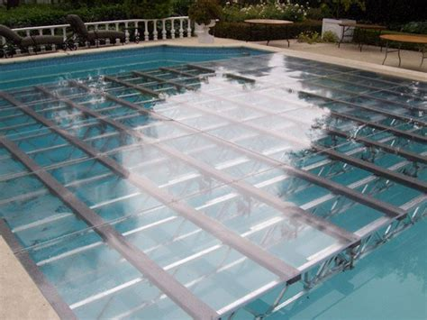 Clever Cleardeck Pool Cover System