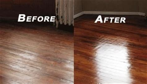 Buffing Hardwood Floors Before And After by Buff And Recoat Rochester Hardwood Floor