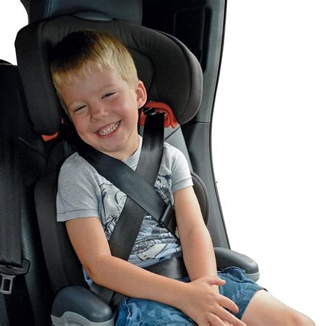 Child Seat by Belt Upp Car Seat Safety Harness For High Back Child