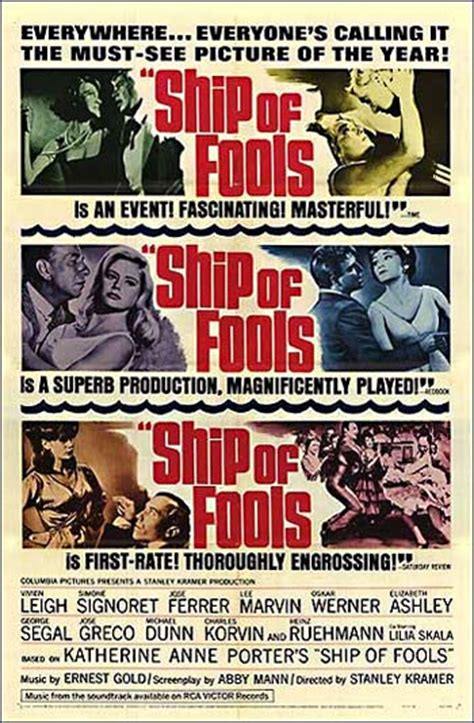 Ship Of Fools Book by Ship Of Fools Soundtrack Details Soundtrackcollector