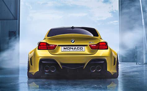 Bmw M4 Wide Kit by Bmw M4 Widebody Kit Monaco Auto Design By