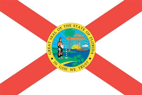 state colors florida state flag represents