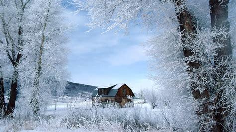 winter wonderland desktop background  images