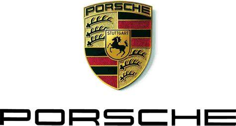 porsche logo vector porsche logo brands of the world download vector