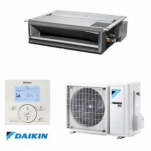Duct Air Conditioner Daikin Fdxm35f9    Rxm35m9  Price 1162 08 Eur    Duct Type    Professional