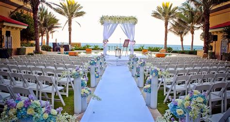 eau palm beach resort fl beach wedding venues