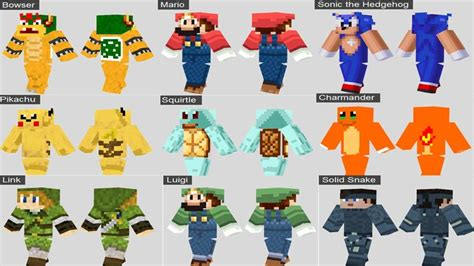 minecraft characters google search minecraft skins