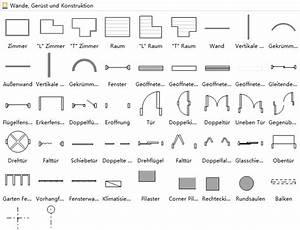 Kamin Bodenplatte Vorschrift : grundriss symbole grundriss zeichnen verwendung der ~ Lizthompson.info Haus und Dekorationen