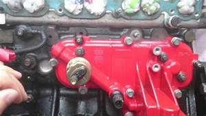 Kia Sedona Oil Cooler On J3 Engine 2 9crdi