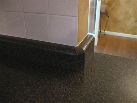 laminate backsplash bullnose tile finish carpentry