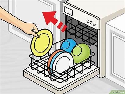 Dishwasher Drain Lavastoviglie Wikihow Kitchen Dishes Acqua