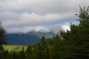 Winter is Coming to Mt. Katahdin in Maine's Baxter State Park