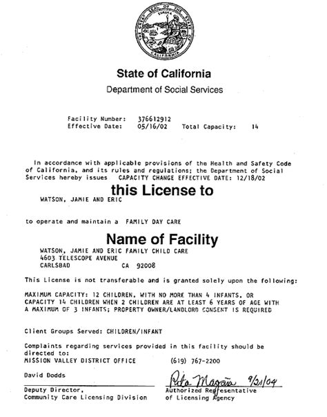 preschool license california frequently asked questions faqs home daycare questions 260