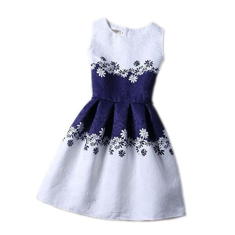 online shopping 12 fashion items for new year castle summer sleeveless print dress knee