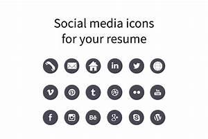 Resume Template CV Template Simple Sty Design Bundles