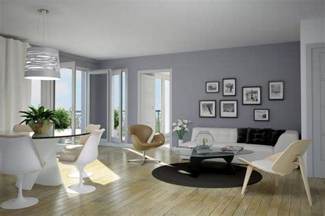 appartement contemporain dans la r 233 sidence in motion