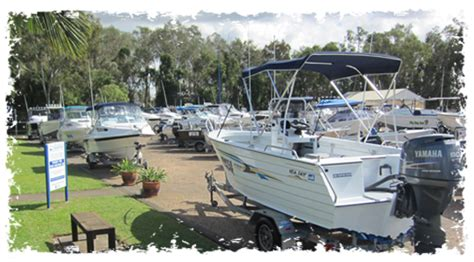 Boat Sales Yards Brisbane by Used Boats For Sale Brisbane Boat Yard