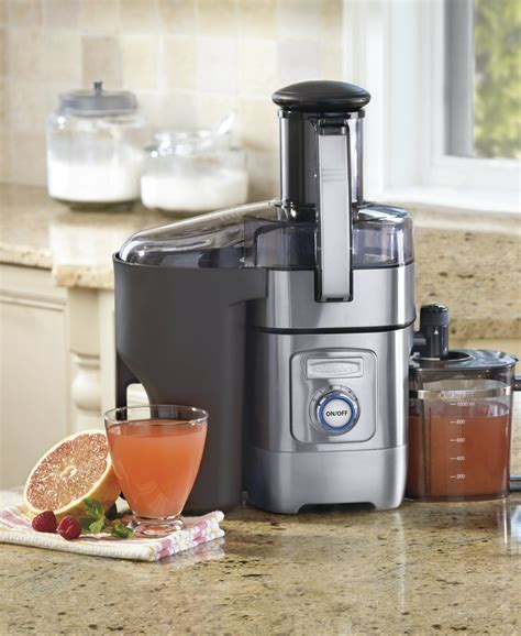 cuisinart cje extractor juice 1000 speed watt juicers juicer cleaning pulp centrifugal tripleclicks fulfilled orders