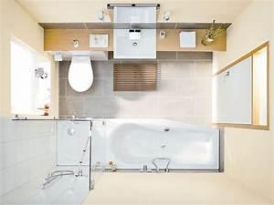 Kleine Bäder Ideen : badeinrichtung ideen kleines bad ~ Yasmunasinghe.com Haus und Dekorationen