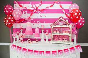 Girl Birthday Party Themes - Party Ideas for Girls