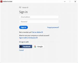 purchase acrobat license or renew subscription With acrobat dc trial