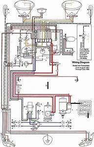 75 Super Beetle Wiring Diagram