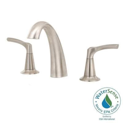 kohler mistos 8 in widespread 2 handle water saving